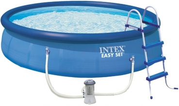 Intex Easy Pool Set (Ø 457 x 107cm)