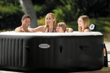 Intex PureSpa Bubble und Jet Deluxe Whirlpool