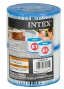 Intex Spa Ersatzkartusche / Filter S1 Twin Pack