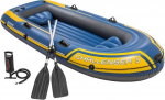 Intex Schlauchboot Challenger 3 Set