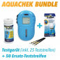 Preview: AquaChek® Bundle-Aktion Kombi-Messgerät inkl. 75 Teststreifen