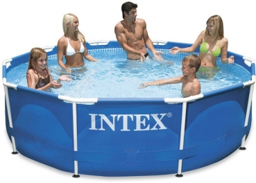 Intex Metal Frame Pool Set Ø 305x76cm